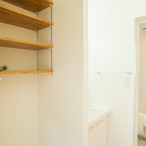 室内内観3|高知県O様邸注文住宅施工実績 すべてのお部屋が南向きお家