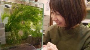 SAIの設計スタッフ窪内の満面の笑顔写真|高知市 注文住宅|高知市 工務店