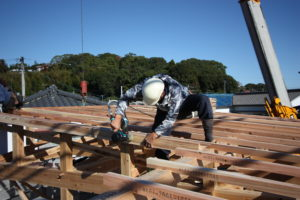 高知 注文住宅|大工さんの匠の技|須崎市 注文住宅