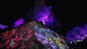 高知市で世界的に有名なチームラボが高知城で演出 高知市注文住宅SAI
