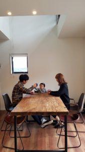 高知県U様家族写真|高知市注文住宅SAI