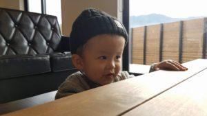 高知県U様のお子様R君のかわいい写真|高知市注文住宅SAI