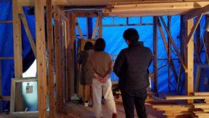 高知市にて注文住宅を建てているT様邸の写真|高知市注文住宅SAI