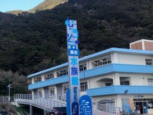 高知県室戸市にあるむろと廃校水族館|高知市注文住宅SAI