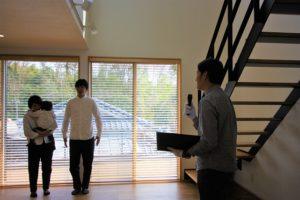 高知市K様邸のお引渡し式スタート|高知市注文住宅SAI