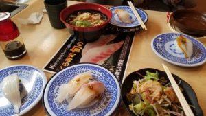スシローさんで取ったお皿の写真|高知市注文住宅SAI