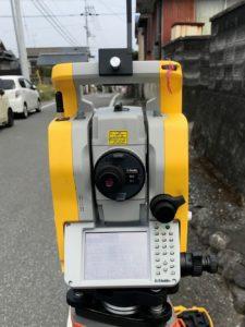 測量するための機材写真|高知新築注文住宅SAI