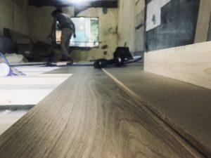 高知市沢田マンション事務所の工事画像|高知市注文住宅SAI