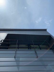 高知市朝倉本町M様邸2階バルコニー画像|高知市注文住宅SAI