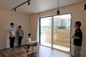 香南市野市町M様邸お引渡し写真|高知市注文住宅SAI